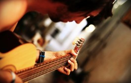 Application pour apprendre la guitare