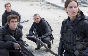 Hunger Games 3 partie 2, les premières images
