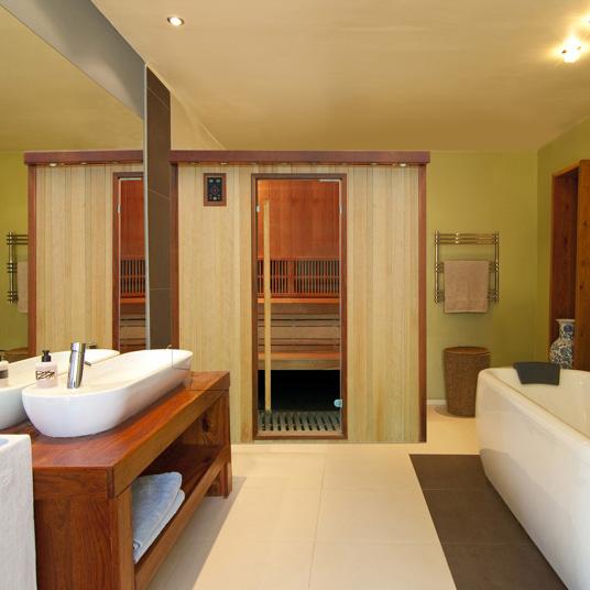 le sauna fonctionnement technologies et bienfaits. Black Bedroom Furniture Sets. Home Design Ideas