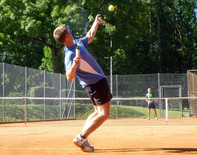 jouer-au-tennis