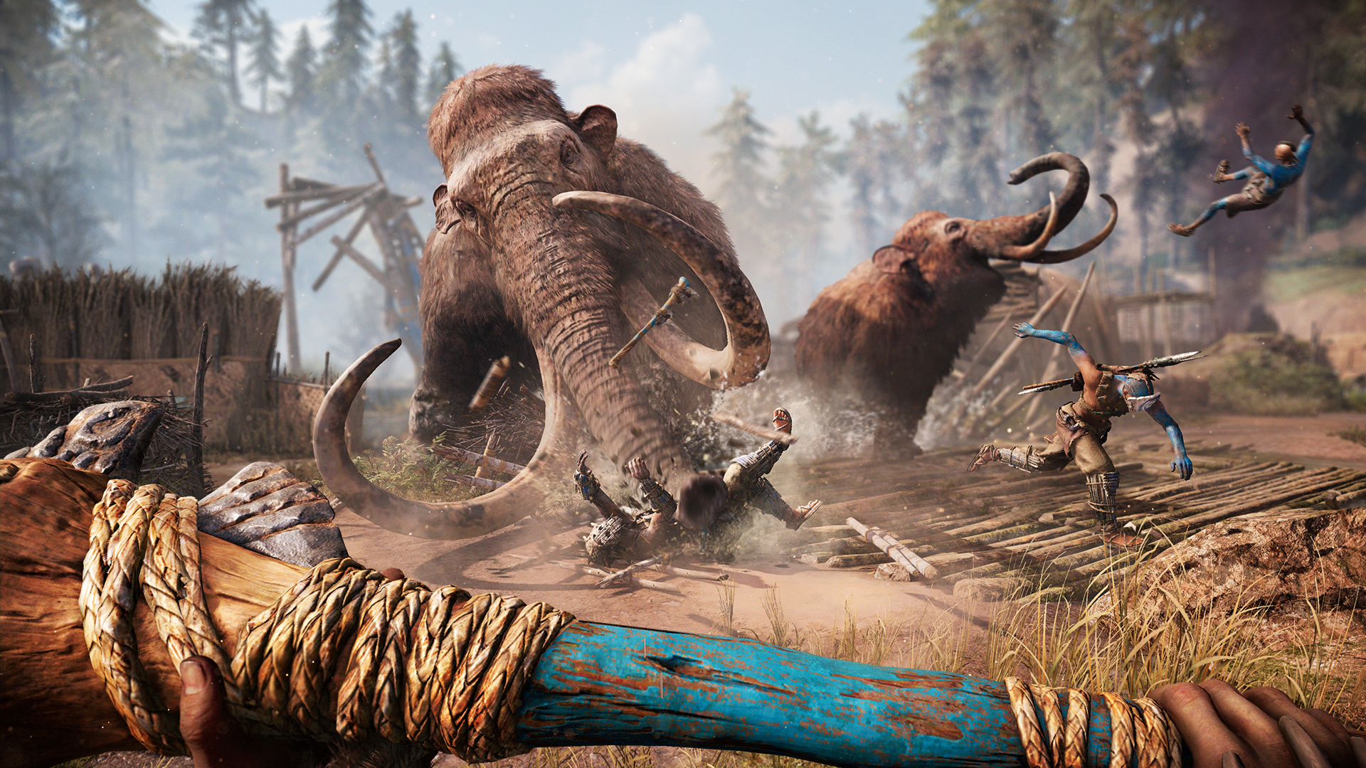 jeu videos Far Cry Primal