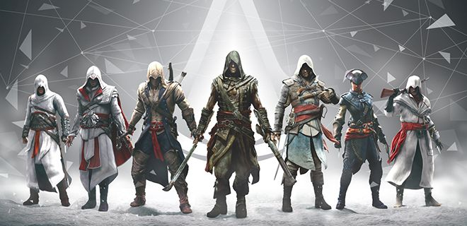 série Assassin's Creed