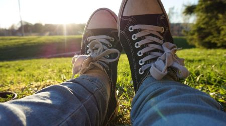 odeur-chaussure